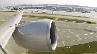 Download MASSIVE Boeing 777-300ER Engine ROOOOAAAR on Takeoff - GREAT Incheon Airport Views!!! [AirClips] Video