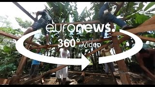 Download 360° Aid Zone Philippines: Building back better Video