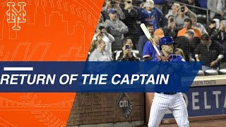 Download David Wright plays in first game since 2016 Video