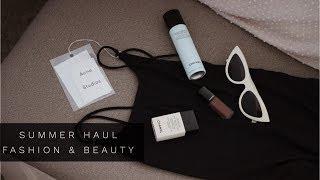 Download Summer Haul | Fashion & Beauty Video