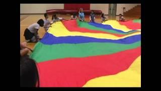 Download Middle School Parachute Activities Video