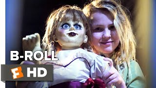 Download Annabelle: Creation B-Roll (2017) | Movieclips Coming Soon Video