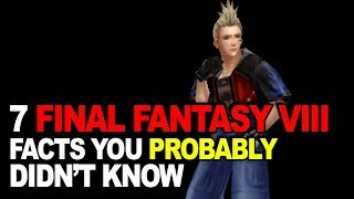 Download 7 Final Fantasy VIII Facts You Probably Didn't Know Video