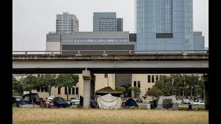 Download Austin's homeless: ″Where should we go?″ Video