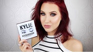 Download Kylie Kyshadow Palette | Tutorial + First Impressions Video