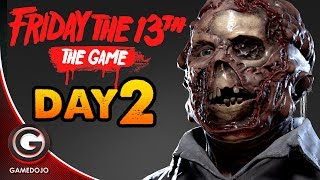 Download 🔴 Friday the 13th: The Game - EARLY ACCESS GAMEPLAY w/EPIC SETTINGS Video