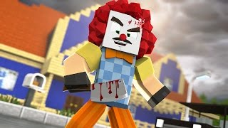 Download Minecraft: HELLO NEIGHBOR - MEU VIZINHO É UM PALHAÇO ASSASSINO! Video