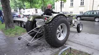 Download Ardbeg's Ardbog Day 2013 - Tractor Hotrod arrived @ Bar Gabànyi in Munich / Germany Video