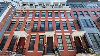 Download Downtown Contemporary Town Home in Jersey City, New Jersey Video