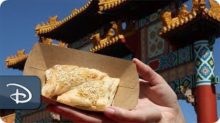 Download Eat Around the World at Epcot for $5 | Walt Disney World Video