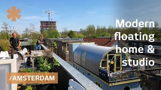 Download On building your dream (floating) home-studio, the Dutch way Video