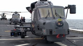 Download AW-159 Wildcat Anti-Submarine Warfare Helicopter Video