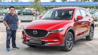 Download FIRST LOOK: 2017 Mazda CX-5 (2nd gen) in Malaysia Video