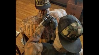 Download HEAVY HITTERS | DAY IN THE LIFE | MAX OUT BENCH PRESS & TATTOOS -BIG BOY Video