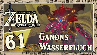 Download THE LEGEND OF ZELDA BREATH OF THE WILD Part 61: Ganons Wasserfluch Video