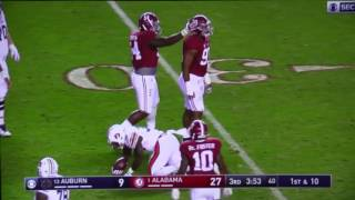 Download Alabama vs Auburn 2016 Highlights (Iron Bowl) Video
