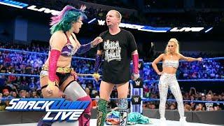 Download Asuka confronts Carmella and James Ellsworth: SmackDown LIVE, June 19, 2018 Video