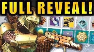 Download Destiny 2: FULL SEASON OF DAWN REVEAL! - Season Pass - All New Exotics - Quests Video