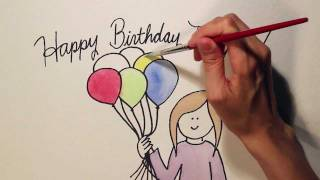 Download Happy Birthday To You! By Hilary Grist Video