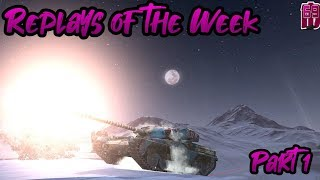 Download Wot blitz: Replays of the week part 1 | 7k edition Video