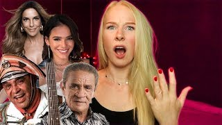 Download REAGINDO À MUSICAS E DANÇAS NORDESTINAS! Video