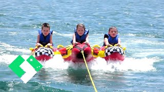 Download TUBING WITH DILLONS SCORPION BAY (8.3.14 - Day 856) Video