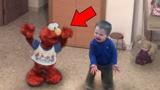 Download 5 Scary Toys Caught On Camera And In Real Life Video