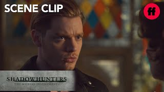 Download Shadowhunters | Season 2, Episode 12: Jace Receives the Herondale Family Ring | Freeform Video