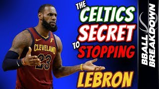 Download The Celtics SECRET To Stopping LEBRON James Video