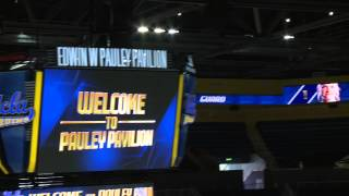 Download Inside look at the new Pauley Pavilion Video