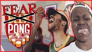 Download THE FEAR PONG CHALLENGE Pt.2 | #Mav3riqFam Video