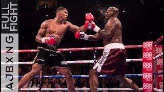 Download Full Fight | AJ Vs Matt Skelton TKO Video
