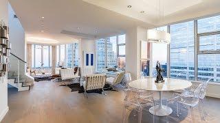 Download 1 King Street West Toronto Unit 4903 3 Level Penthouse | Virtual Tour Video