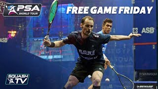 Download Squash: Gaultier v Rodriguez - Free Game Friday - El Gouna 2018 Video
