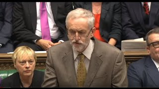 Download Jeremy Corbyn's first PMQs as Leader of the Opposition: 16 September 2015 Video