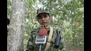 Download गुड़गांव की इस बेटी से थर्राते हैं बस्तर के नक्सली Video