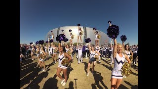 Download Husky Marching Band & UW Spirit perform at the Fiesta Bowl tailgate in VR180 Video