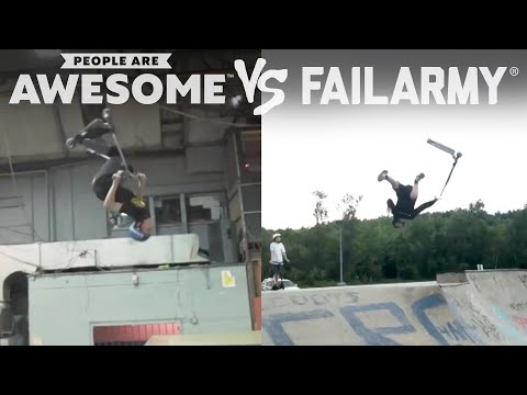 Extreme Sports Wins & Wipeouts | People Are Awesome Vs. FailArmy