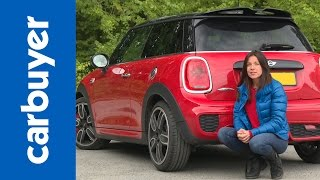 Download Mini John Cooper Works (JCW) review - Carbuyer Video