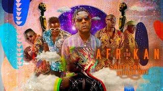 Download Sauti Sol - Afrikan Star ft Burna Boy Video