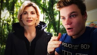 Download Doctor Who: LIVE Jodie Whittaker Doctor Announcement Reaction Video