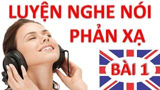 Download Luyện nghe nói phản xạ Tiếng Anh online   Bài 1   Học giao tiếp cơ bản hàng ngày có phụ đề Video