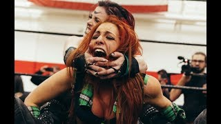 Download Please Don't Tap! - Taeler Hendrix vs. Veda Scott - Limitless Wrestling ″Hysteria″ (WSU, WWR, ROH) Video