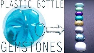 Download Plastic Bottle Hack: Make Easy Gemstones! Video
