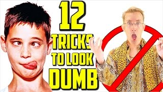 Download How to Trick People into Thinking You're DUMB in School Video
