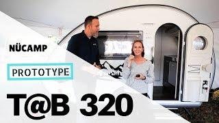 Download T@B 320 Prototype Teardrop Trailer by nüCamp RV Video