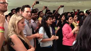 Download Jio Flashmob organized by Digital Media Services Video