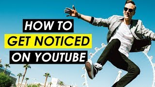 Download How to Get People's Attention and Get Noticed on YouTube — 5 Tips Video
