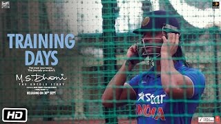 Download M.S.Dhoni - The Untold Story | Training Days | Sushant Singh Rajput Video