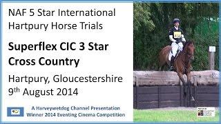 Download NAF International Hartpury Horse Trials: 3 Star Cross Country Video